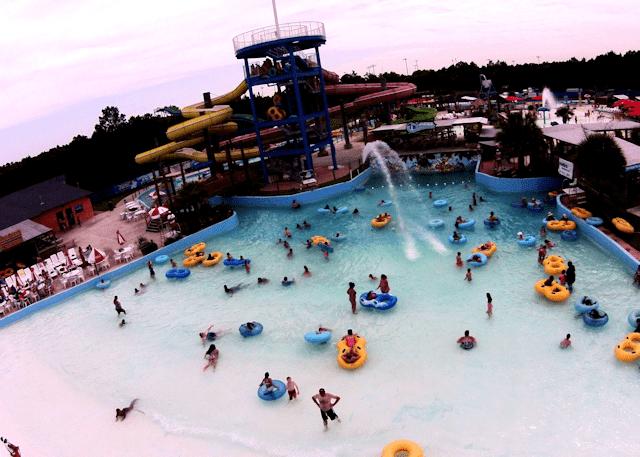 Gulf Islands Water Park – Gulfport, Mississippi