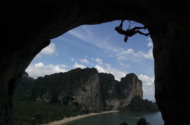 Rock Climbing In Algarve