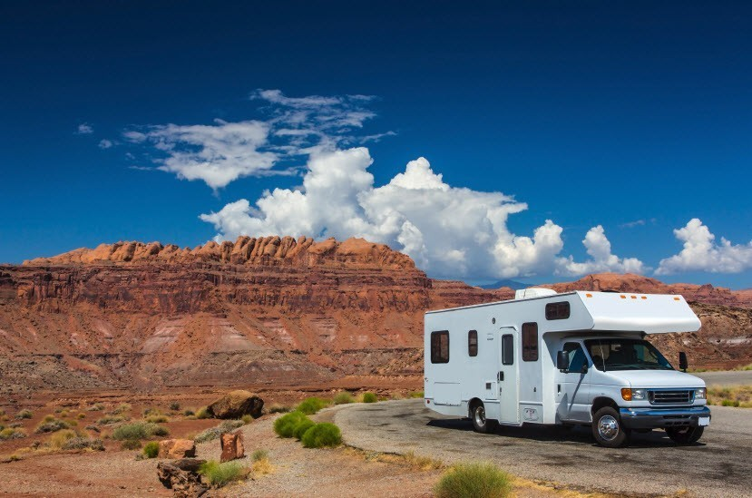 Car Camping in Gran Canyon