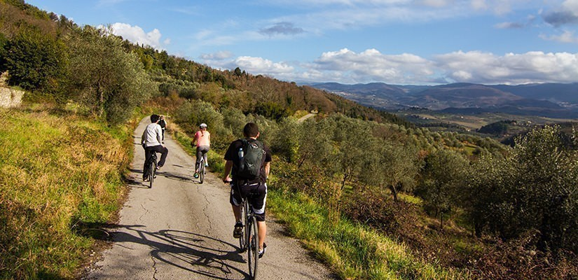 Cycling and Road Riding Tours Tuscany