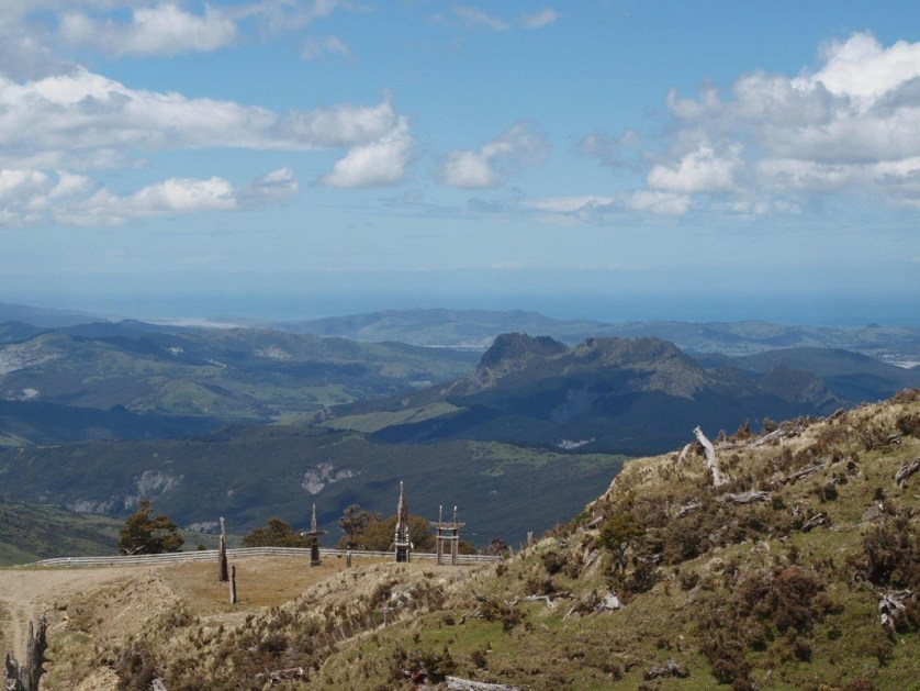 Mount Hikurangi, East Coast