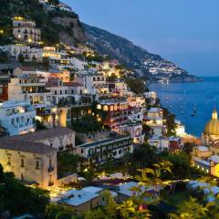 Camping And Trekking In Positano