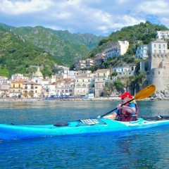 Guided Kayak Tours In Amalfi