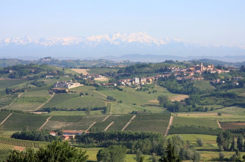 Piedmont And Valle D'Aosta