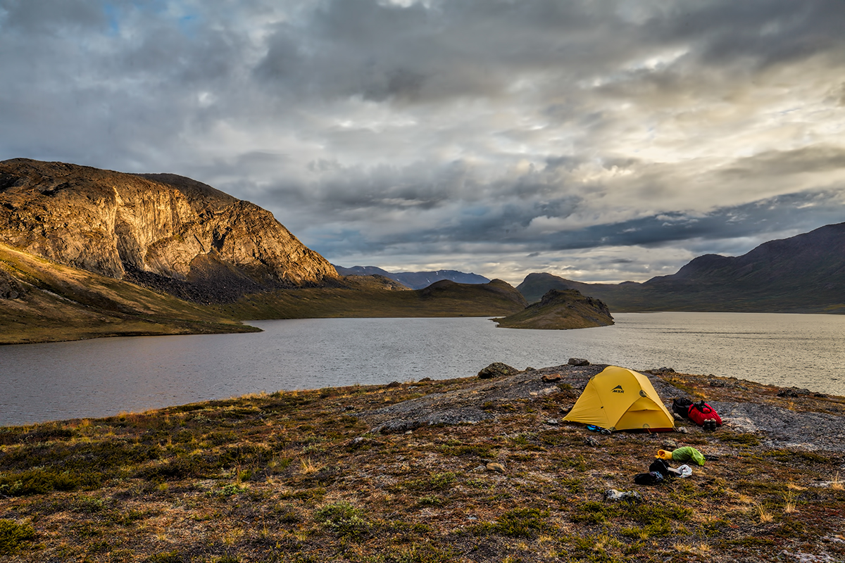 Trekking The Arctic Circle Trail In Greenland
