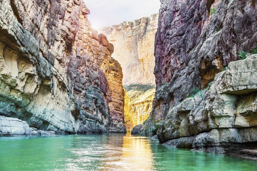 Big Bend National Park – Rafting
