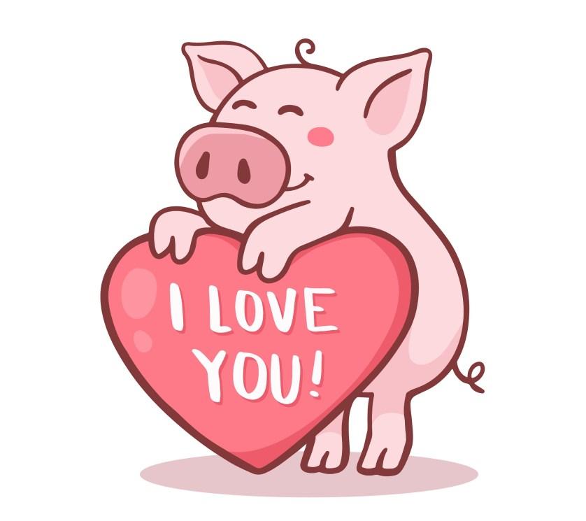 romance piggies