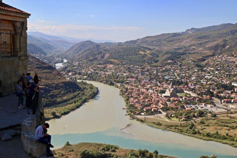 visit tbilisi jvari