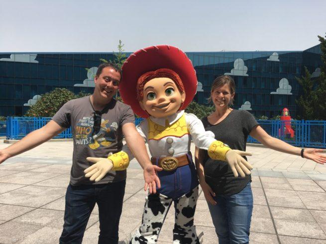 Shanghai Disney Resort - Toy Story Hotel - Jessie