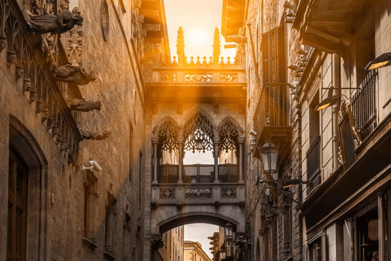 Bari Gothic, Gothic Quarter