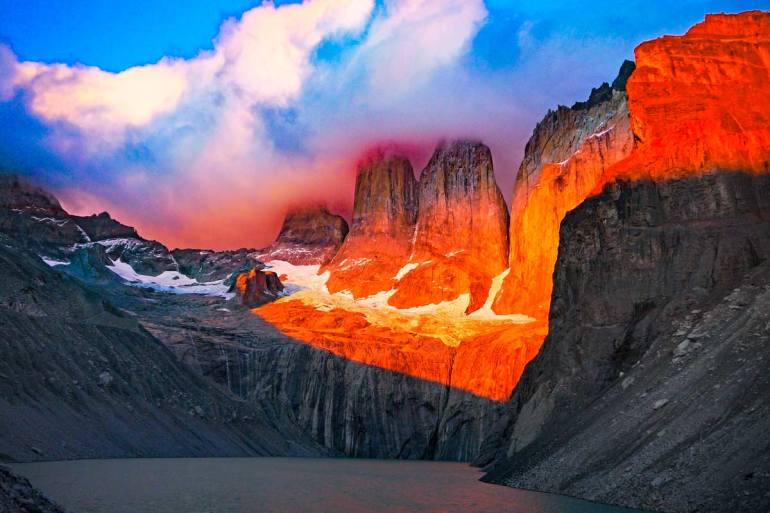 The whole information to the W trek in Torres del Paine, Chile