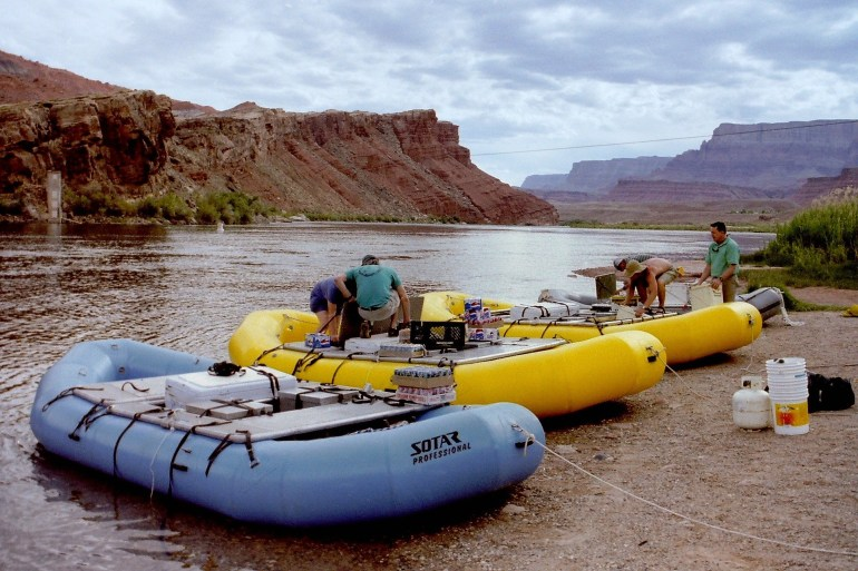 Water Lover: The Advantages of Rafting