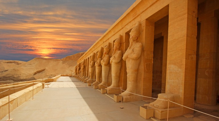 Egypt Landmarks for Historical past Buffs