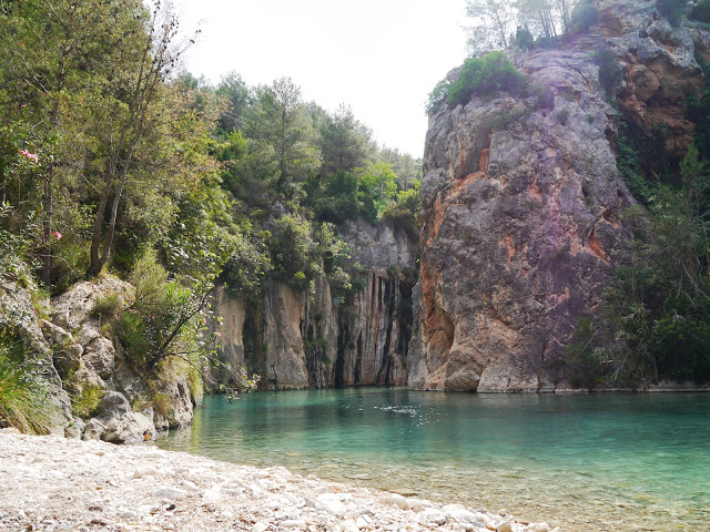 Fancy Swimming in Turquoise Water within the Mountains?