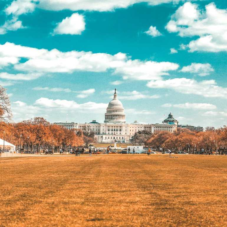 Washington DC to be absolutely open from the month of June