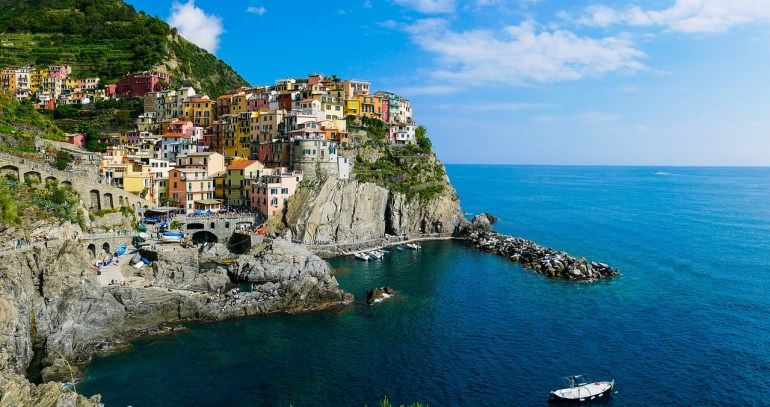 The place to Keep in Cinque Terre, Italy
