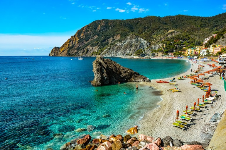 The place to Discover the Finest Seashores in Cinque Terre, Italy