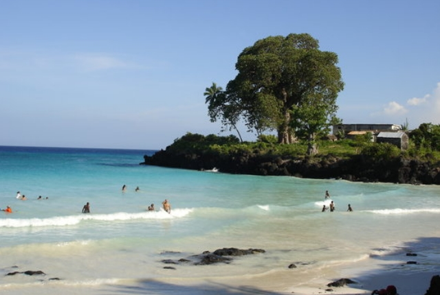 Chomoni And Bouni Beach