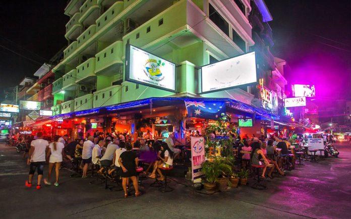 Thailand pattaya nightlife in A Guide