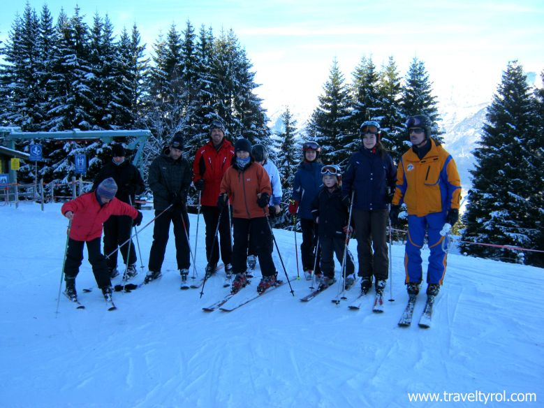 Top tips for beginner skiers.
