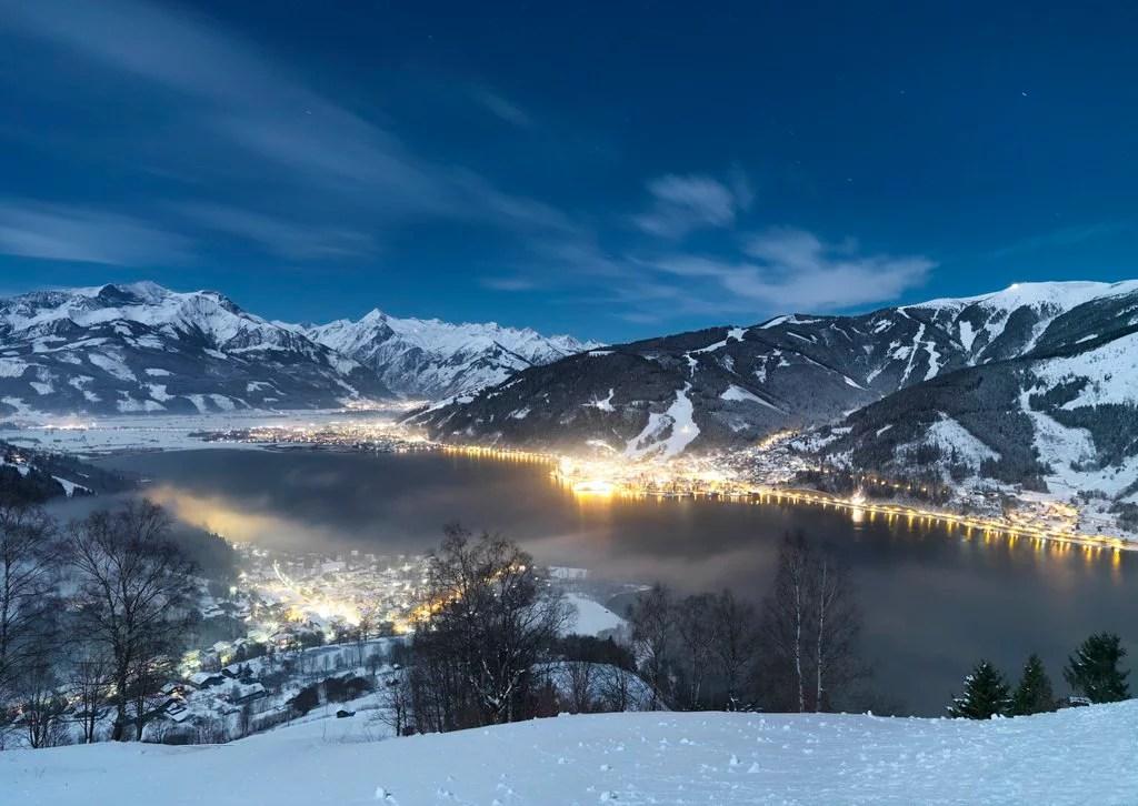 Christmas in Austria is great in Zell am See. © Zell am See Kaprun Tourismus GmbH Faistauer Photography