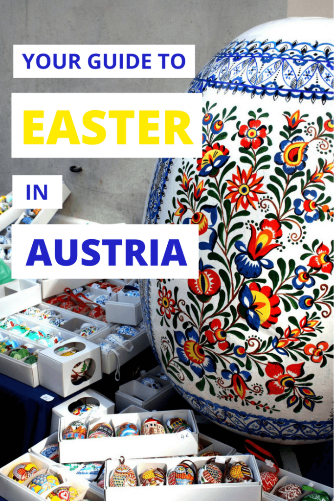 Easter guide for Austria