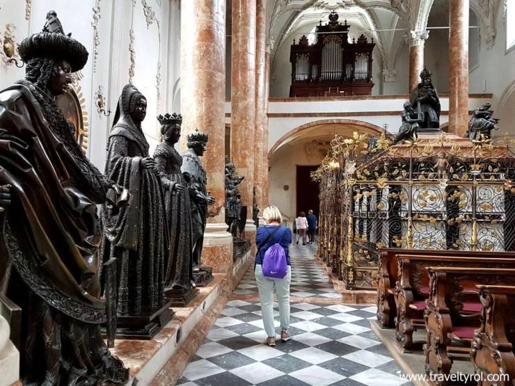 Innsbruck Court Church.