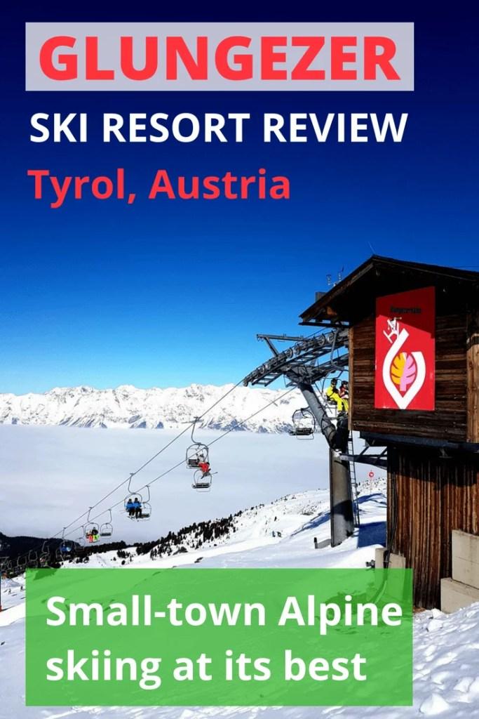 Glungezer ski resort