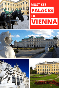 Viennese Palaces you must see