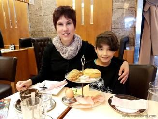 Viennese breakfast Aida.
