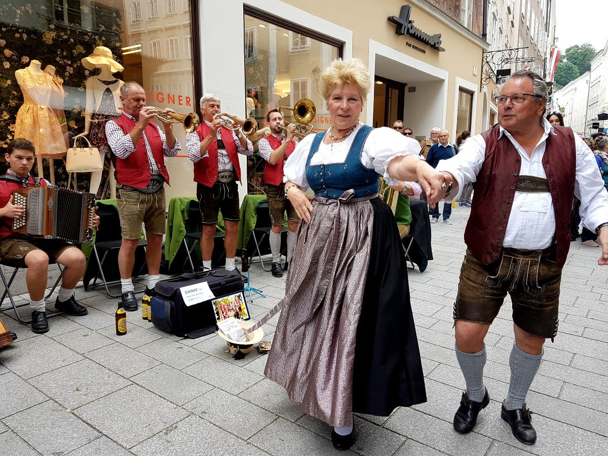 The music tradition makes Salzburg one of the best cities to visit in Austria.