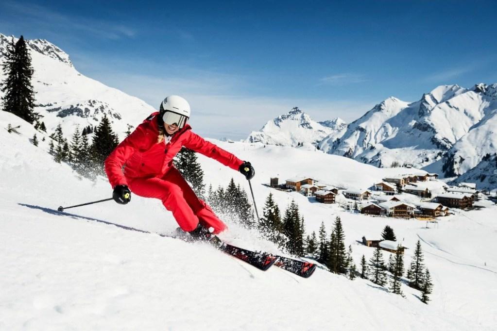 Oberlech Ski Arlberg. © Ski Arlberg