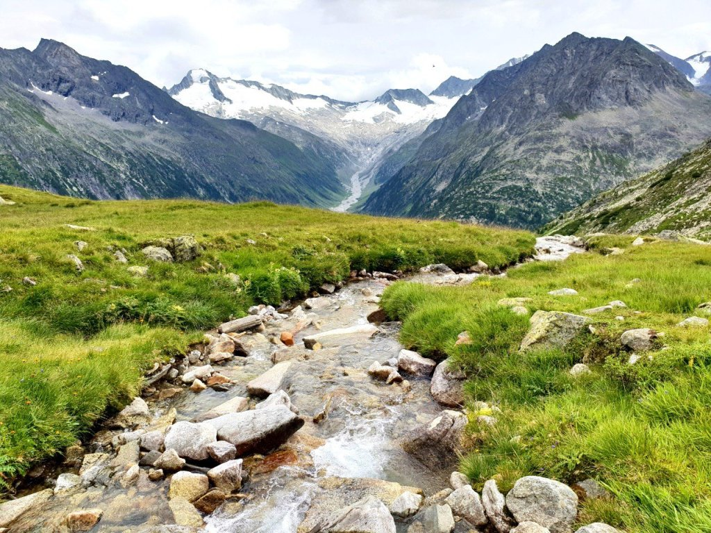 Riepenbach Stream in the Zillertal Alps. © Travel Tyrol Blog