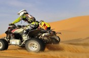 Dune Buggy rides in the UAE