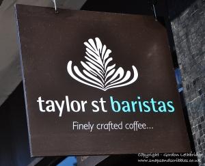Coffee in Richmond