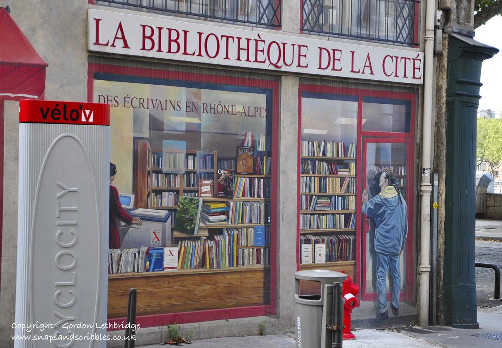 Murals of Lyon books