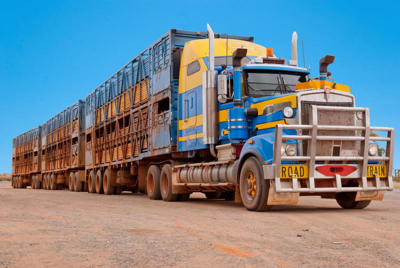 That's an awful lot of cattle being transported © Ladiras81 - source: www.dreamstime.com