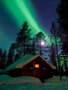 Northern Lights 003 - Finland