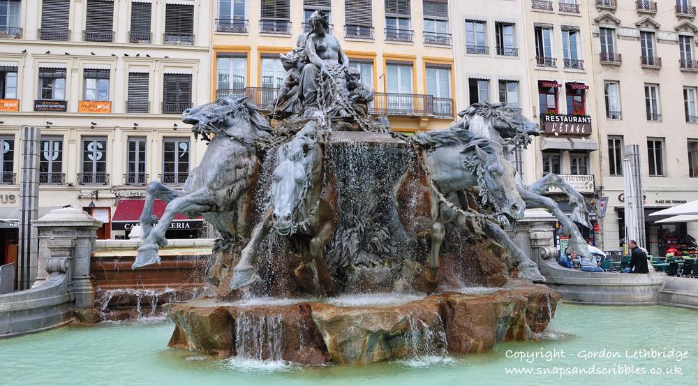 Lyon - Bartholdi