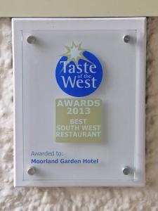 Wildflower Restaurant Award