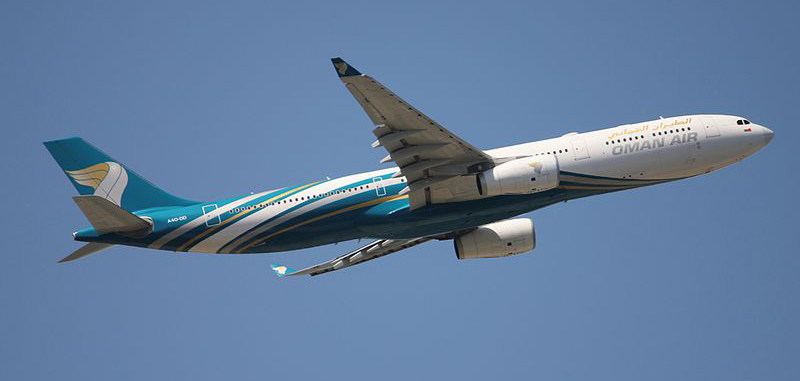 Oman Air has received numerous awards © Milad A380 - Wikimedia Commons