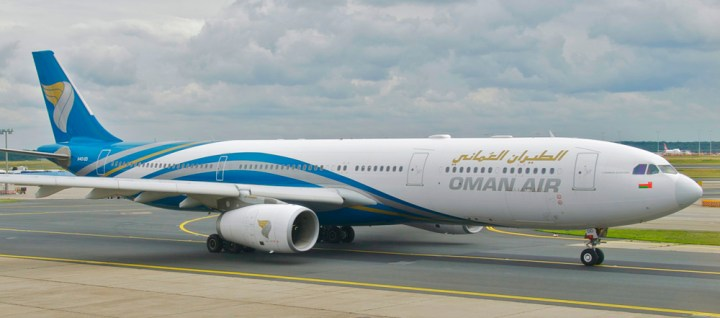 Airline Review: Oman Air