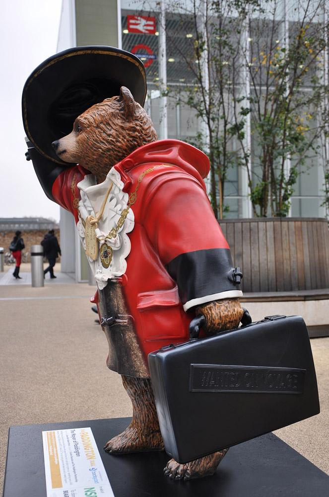 The Mayor of Paddington