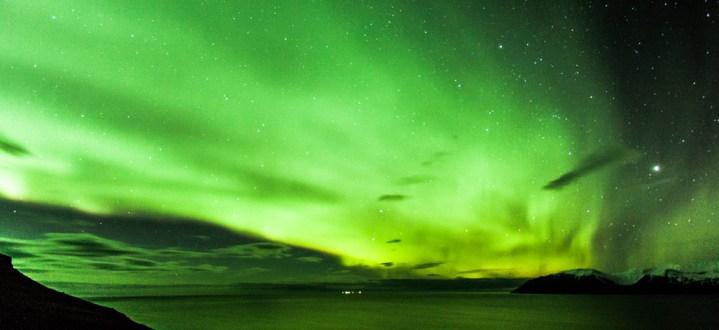Northern Lights revisited