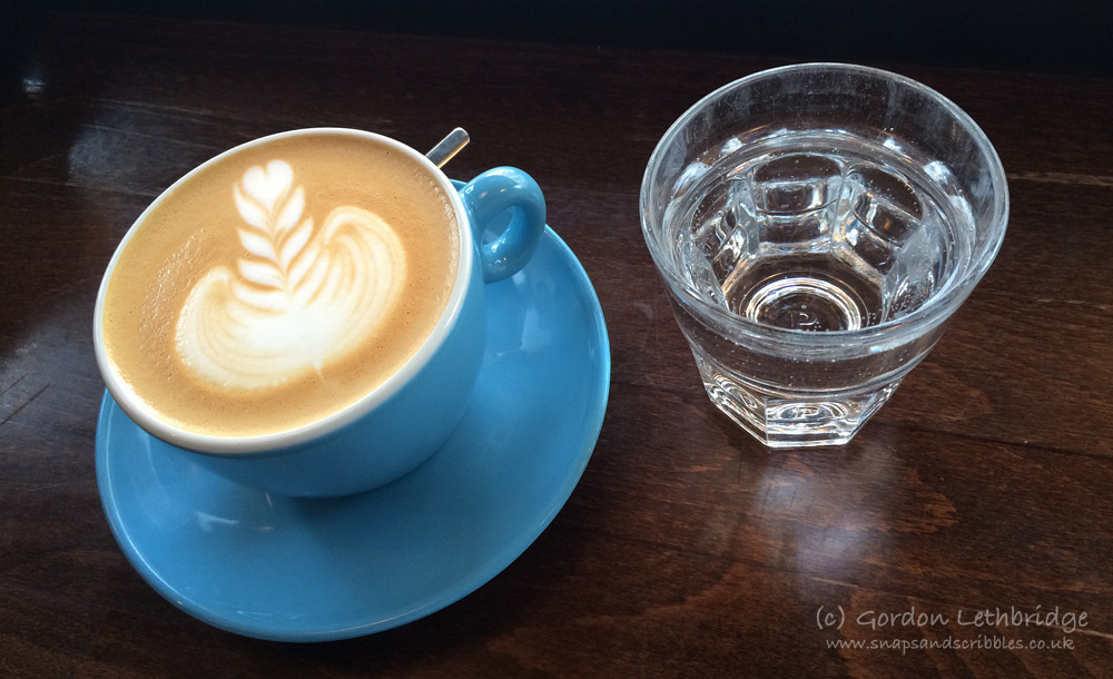 Worskshop Coffee and water