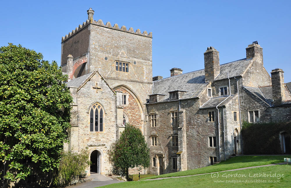 Dartmoor, Buckland Abbey