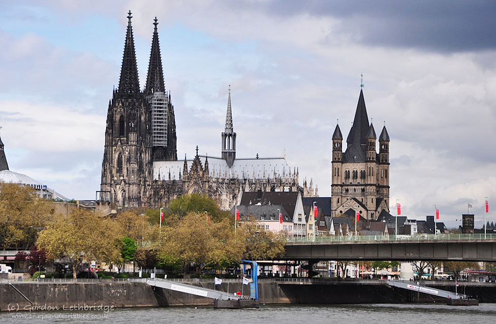 Rail to Cologne