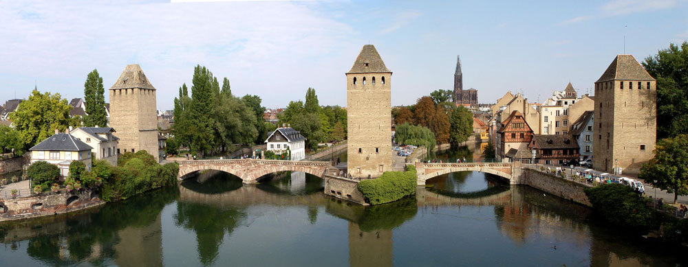 Rail Strasbourg