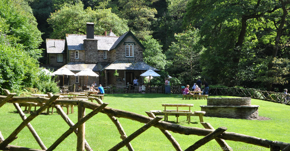 The Victorian fishing lodge at Watersmeet