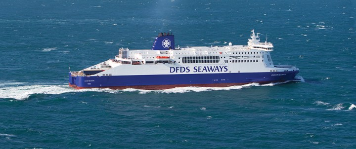 DFDS Shortlist Nomination… again